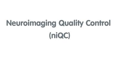 Neuroimaging Quality Control (niQC; Canada, USA)